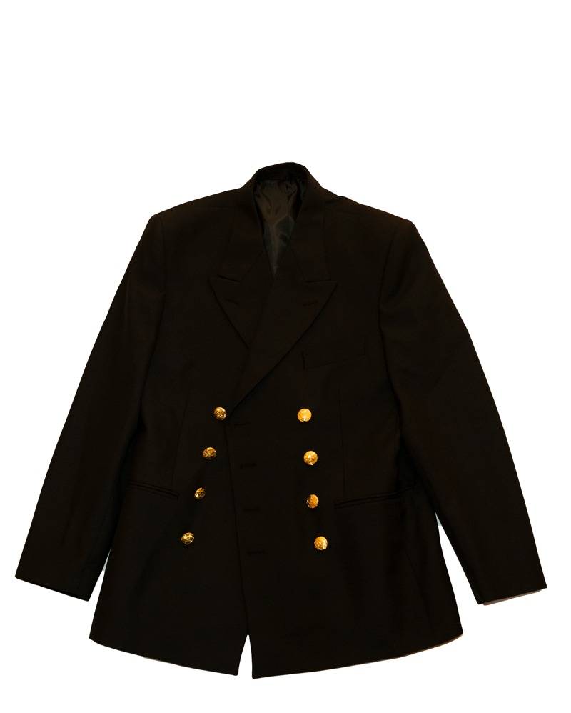 Blazers Hull: Trinity House Merchant Navy Uniform Blazer (inc Buttons